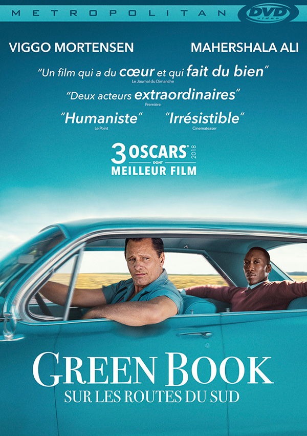 GREEN BOOK, SUR LES ROUTES DU SUD