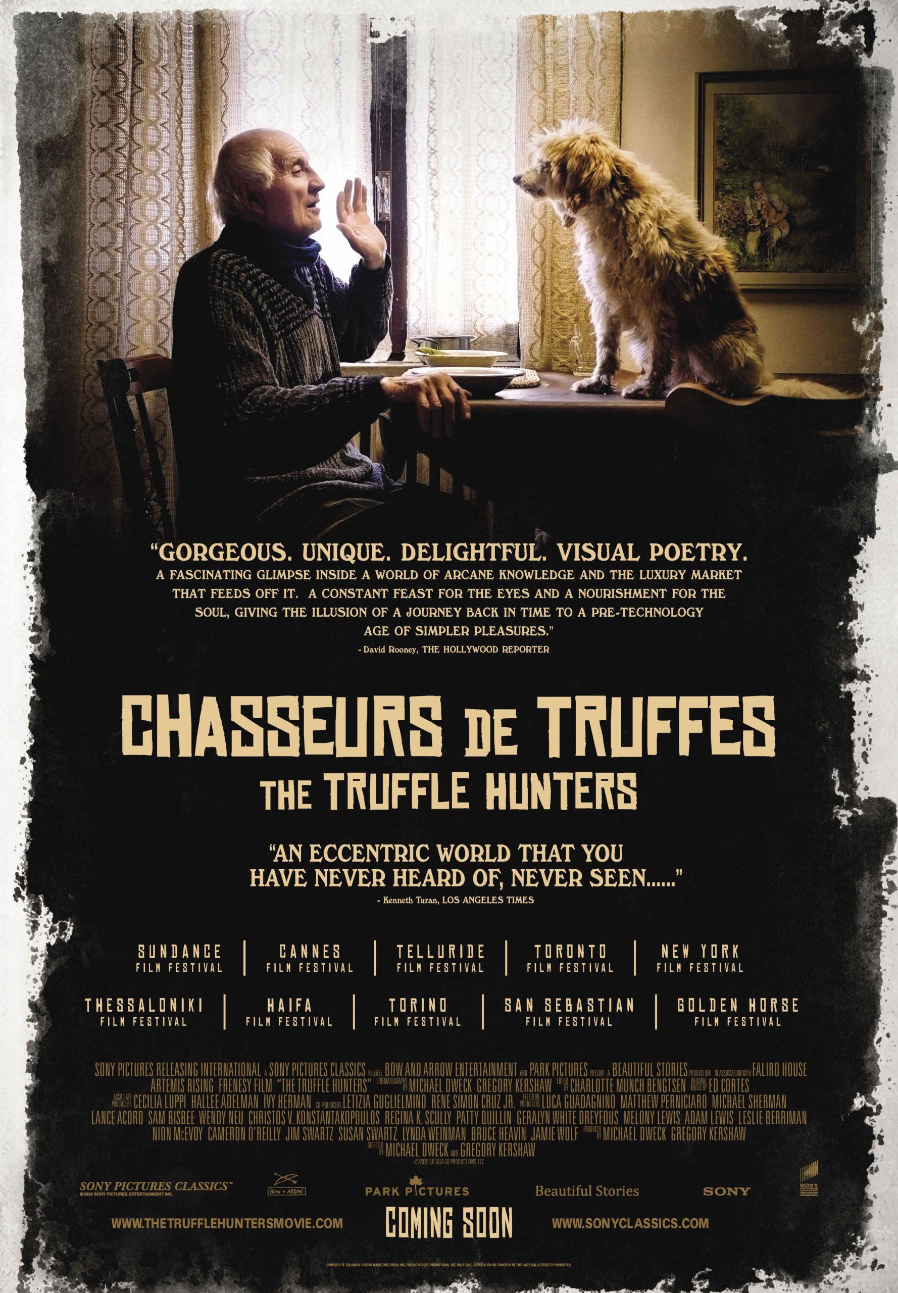 THE TRUFFLE HUNTERS (CHASSEURS DE TRUFFES)