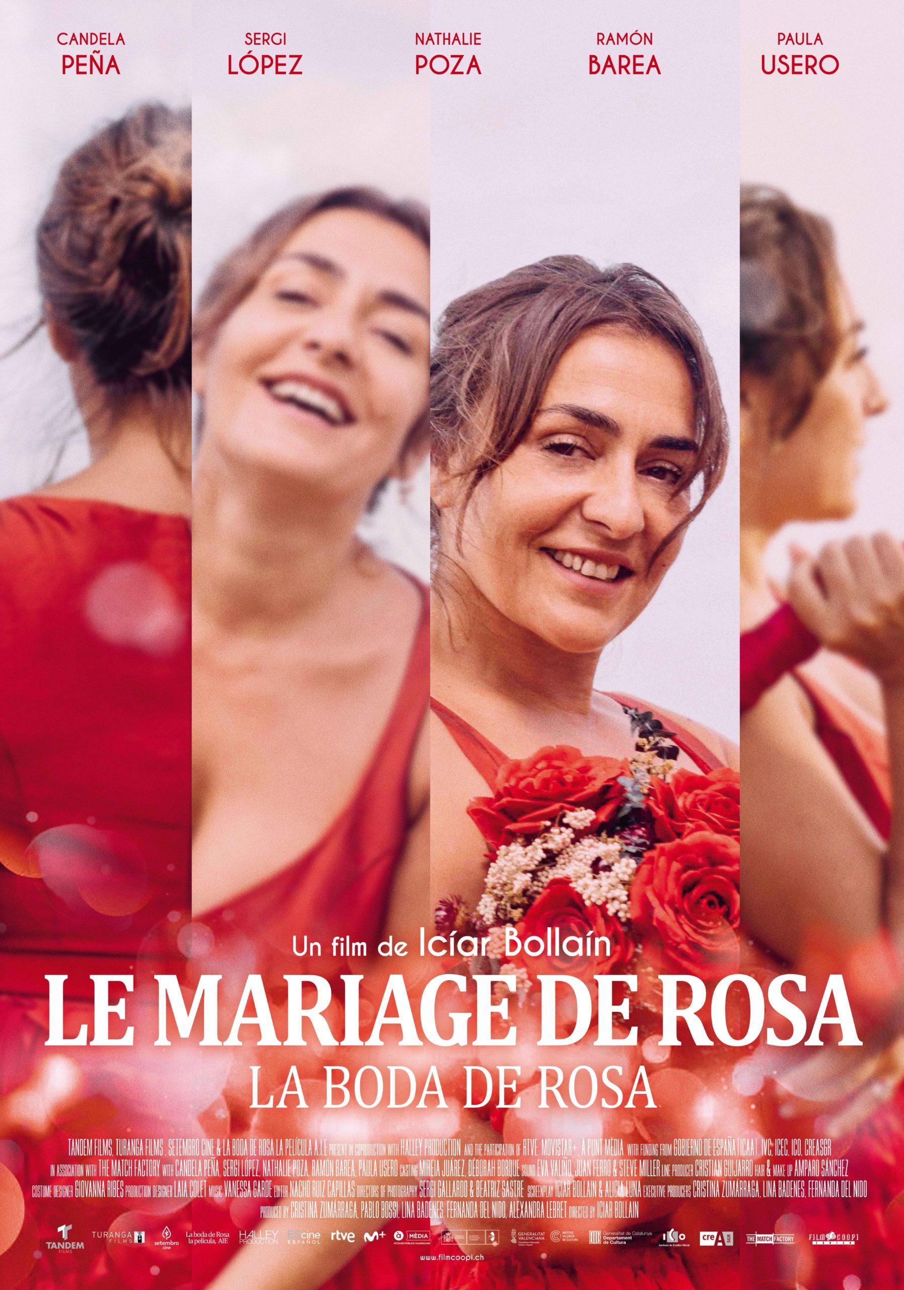 LA BODA DE ROSA (LE MARIAGE DE ROSA)
