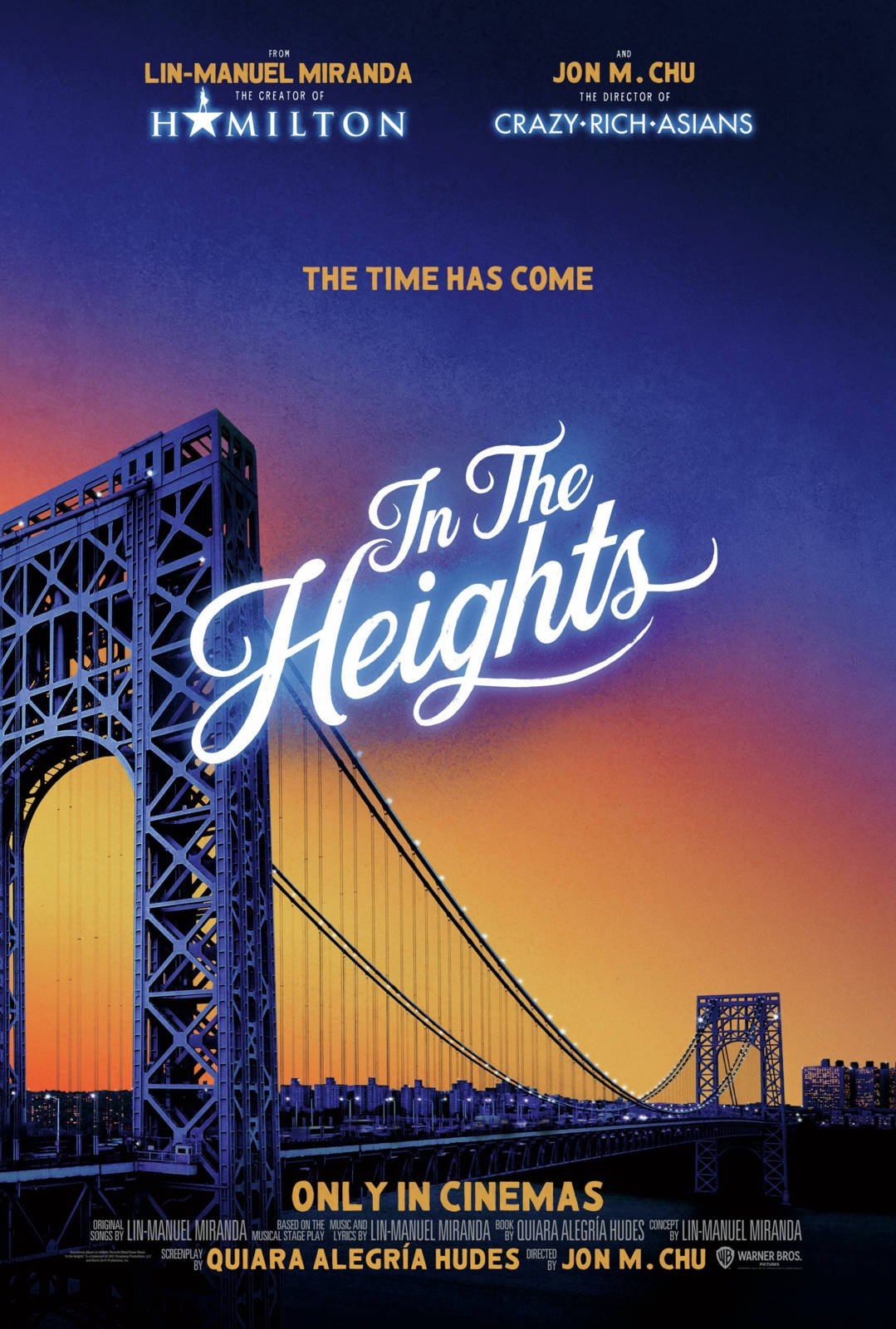 IN THE HEIGHTS – D'OÙ L'ON VIENT