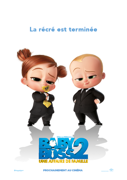 BABY BOSS 2, UNE AFFAIRE DE FAMILLE